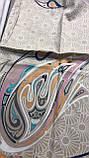 """Комплект постільної білизни ЄВРО ТМ """"Ловець снів"""", Політ метелика, фото 3"""