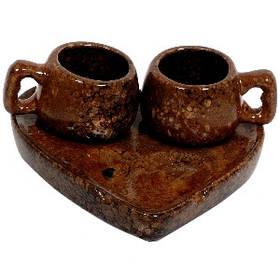 Декоративний кавовий комплект Егоїст