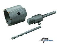 Сверло корончатое для бетона  80 мм SDS-PLUS