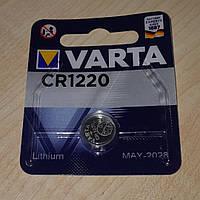 Дискова батарейка VARTA Cell Lithium 3V CR1220 (35mAh) (C1)