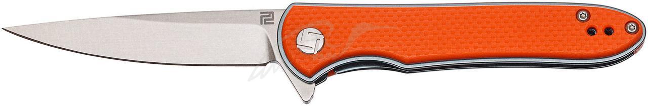 Ніж Artisan Small Shark G10 Orange