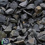 Камінь для габіонів базальт 80-120 мм в біг-бегах, фото 3
