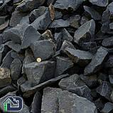 Камінь для габіонів базальт 80-120 мм в біг-бегах, фото 5