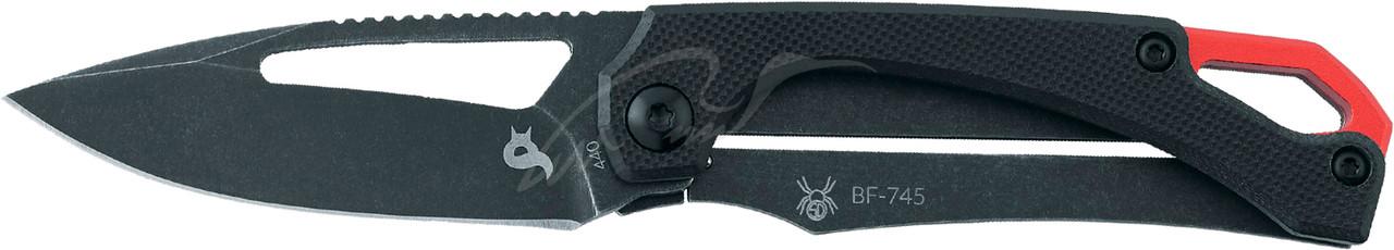 Нож Black Fox Racli G10 Black