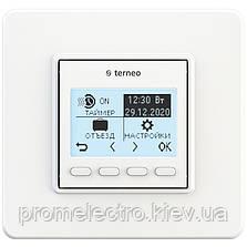 Терморегулятор terneo pro, білий, фото 2