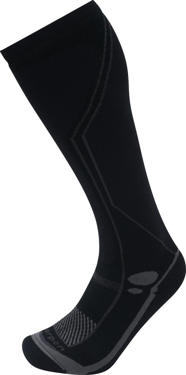 Шкарпетки Lorpen T3 Men's Ski Midweight S3SMM Ultrablack M (6210098 2813 M)