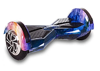 Гироскутер Smart Balance 8 дюймов LED гироборд с сумкой, галактика