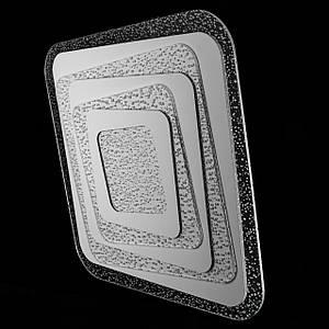 Накладна світлодіодна люстра з діммером P5-YH091/154W/