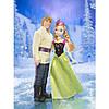 Frozen Набір ляльок Анна і Крістоф (Куклы Анна и Кристофф «Холодное Сердце», Disney Frozen Anna and Kristoff), фото 5