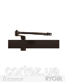 Доводчик накладной RYOBI 1000 B1000V DARK_BRONZE BC / DA STD_ARM EN_2 / 3/4/5 до_120кг 2400мм