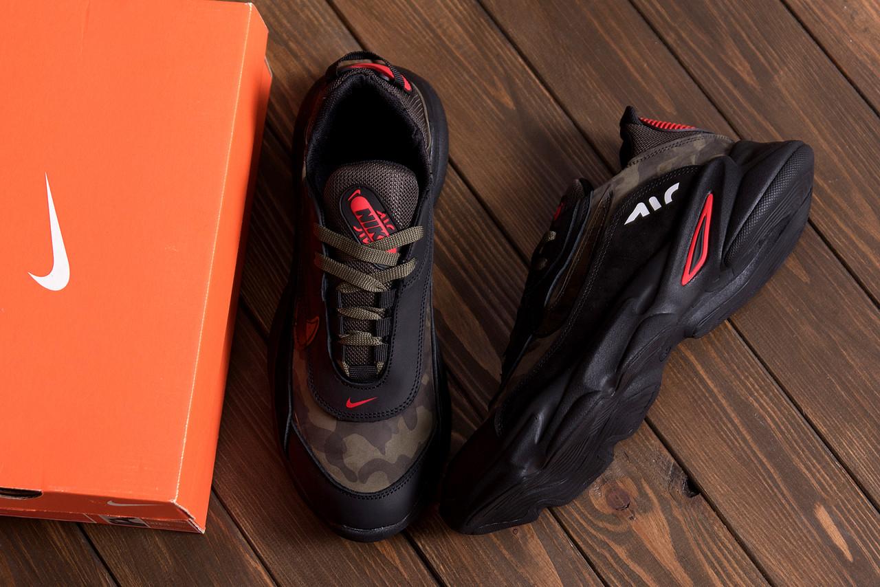 Чоловічі шкіряні кросівки NIKE AIR 270 (репліка)