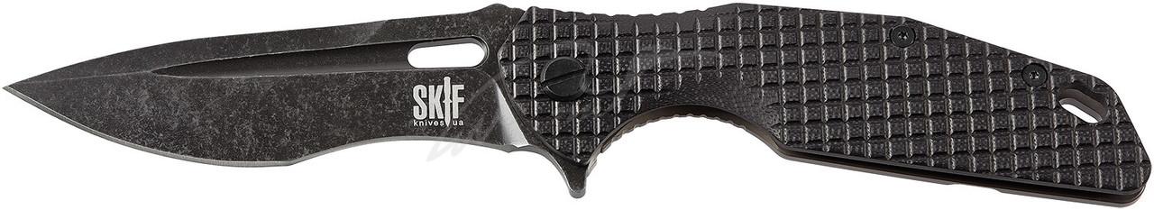 Нож SKIF Defender II BSW Black