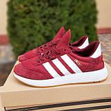 Кроссовки распродажа АКЦИЯ 650 грн последние размеры Adidas 40й(25,5см), 41й(26см) люкс копия, фото 3