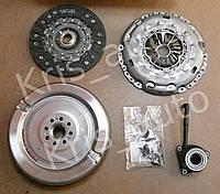 Маховик демпфер + комплект сцепления VW T5 2.5TDI 03- 96KW