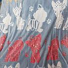 Флісові покривала Євро  230х220, фото 5