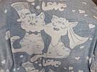 Флісові покривала Євро  230х220, фото 4