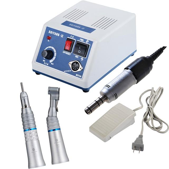 Микромотор электрический портативный