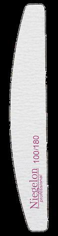 Пилочка Half серая Niegelon 6-0343-D (100/180)