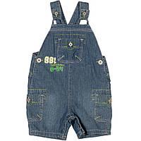 Комбинезон джинсовый BOBOLI Baby (247025) Голубой