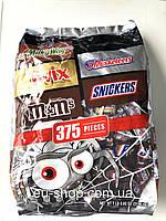 Конфеты Snickers, Twix, m&m's, Milky May, 3198 kg