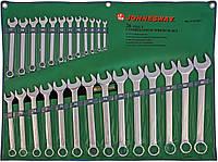 Набор ключей комбинированных 6-32мм, 26 предметов W26126S Jonnesway