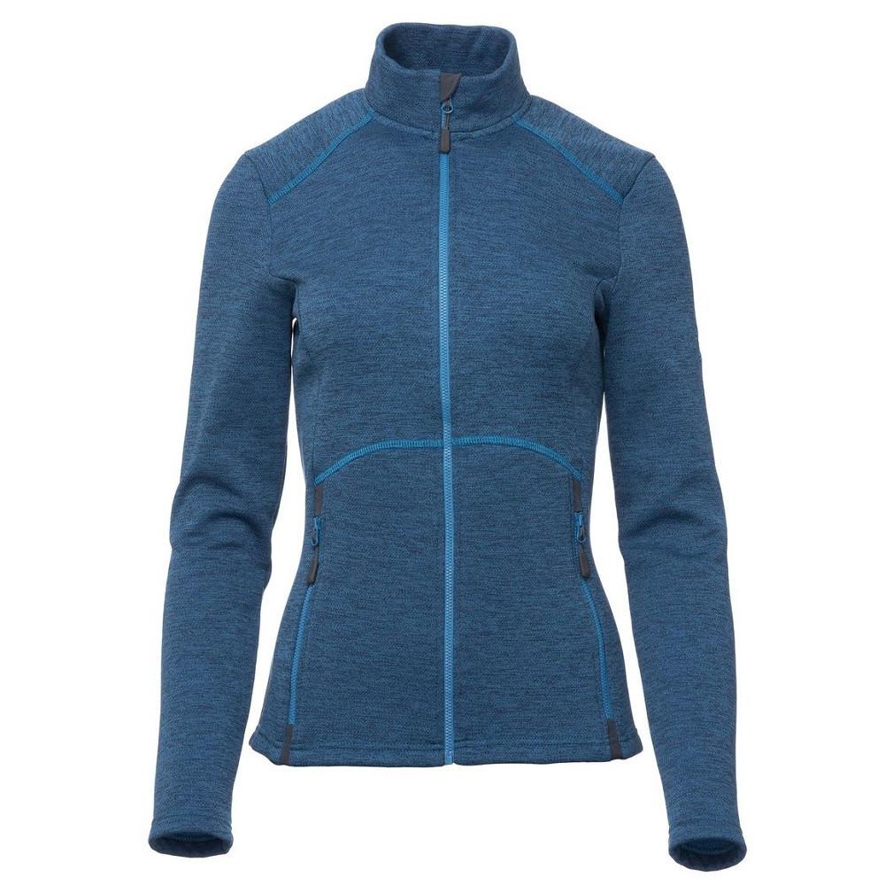 Кофта жіноча Turbat Porto Wmn XXL Blue Melange