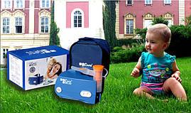 Ингалятор - небулайзер компрессорный GESS для детей, Польша