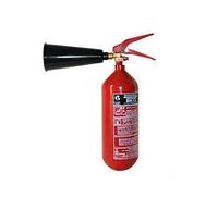 Огнетушитель углекислотный ВВК-2(ОУ-3)