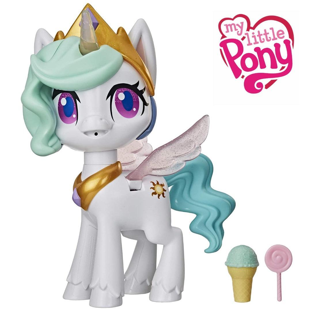 Набор Май Литл Пони Волшебный поцелуй Принцесса Селестия Magical Kiss Unicorn Princess Celestia