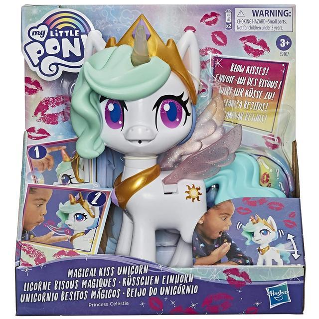 Magical Kiss Unicorn Princess Celestia
