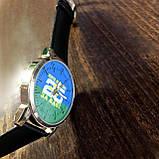 Часы наручные с логотипом ВДВ (Воздушно-десантные войска Украины), фото 4