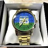 Часы наручные с логотипом ВДВ (Воздушно-десантные войска Украины), фото 5