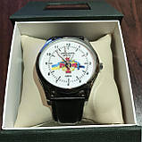 Часы наручные с логотипом ВМС (Військово-морські сили України), фото 3