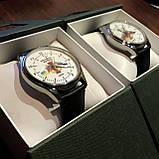 Часы наручные с логотипом ВМС (Військово-морські сили України), фото 5