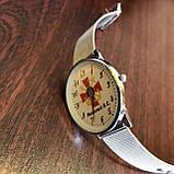 Годинники наручні з логотипом ВМС (Військово-морські сили України), фото 3