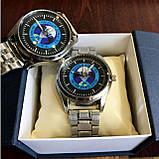 Часы наручные с логотипом Розвідка України (Військова, Зовнішня...), фото 5