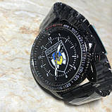 Часы наручные с логотипом Поліція охорони України, фото 2