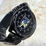 Часы наручные с логотипом Поліція охорони України, фото 3