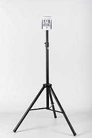 Стойка с сенсорным дозатором для антисептика Active Clean напольная 600 мл