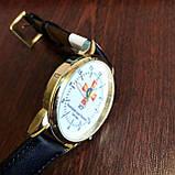 Годинники наручні з логотипом Повітряні сили України, фото 2