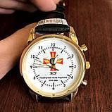 Годинники наручні з логотипом Повітряні сили України, фото 3