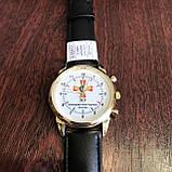 Годинники наручні з логотипом Повітряні сили України, фото 4