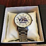 Часы наручные с логотипом Укрзалізниця, фото 4