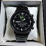 Часы наручные с логотипом ВІТІ Військовий інститут телекомунікацій та інформатизації, фото 4