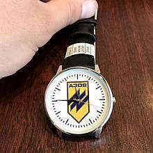 Годинники наручні з логотипом АЗОВ