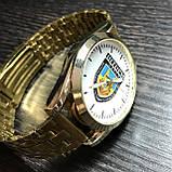 Часы наручные с логотипом Батальйон ШТОРМ, фото 2