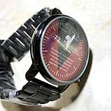 Годинники наручні з логотипом Бригада імені Чорних Запорожців, фото 2