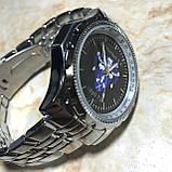 Часы наручные с логотипом ОБрО ГШ, фото 2