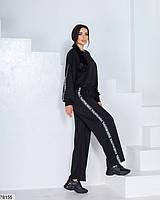 Оригінальний спортивний костюм з брюки вільного крою і штанів з 42 по 48 розмір, фото 6