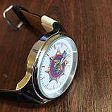 Годинники наручні з логотипом ДКВС (Державна кримінально-виконавча служба України), фото 2